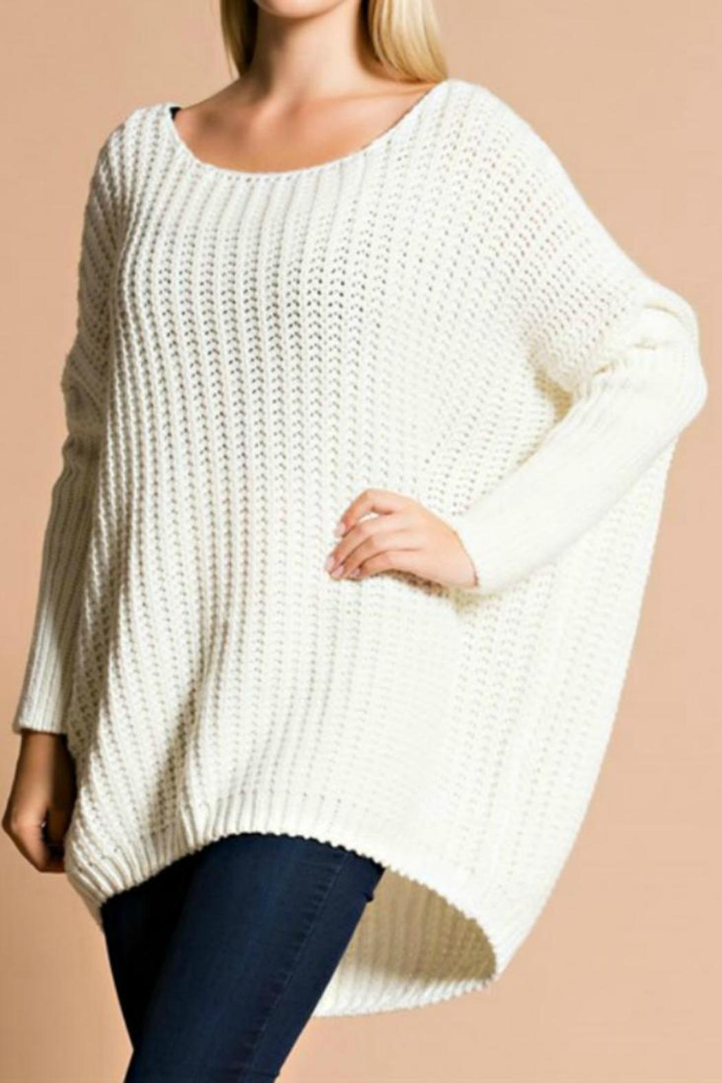 Oversized Tunic Sweater from Kentucky by CocaBelle Boutique ...