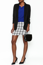 OVI Boyfriend Blazer - Side cropped
