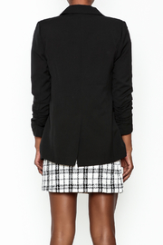 OVI Boyfriend Blazer - Back cropped