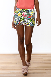 OVI Modern Floral Shorts - Product Mini Image