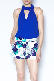 OVI Floral Shorts - Product Mini Image