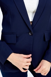 OVI One Button Blazer - Front full body