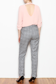 OVI Tapered Plaid Pants - Other