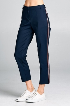 Shoptiques Product: Side Stripe Trouser