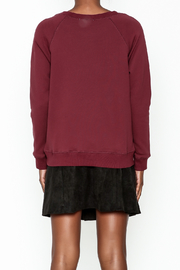 OVI Vacation Sweatshirt - Back cropped