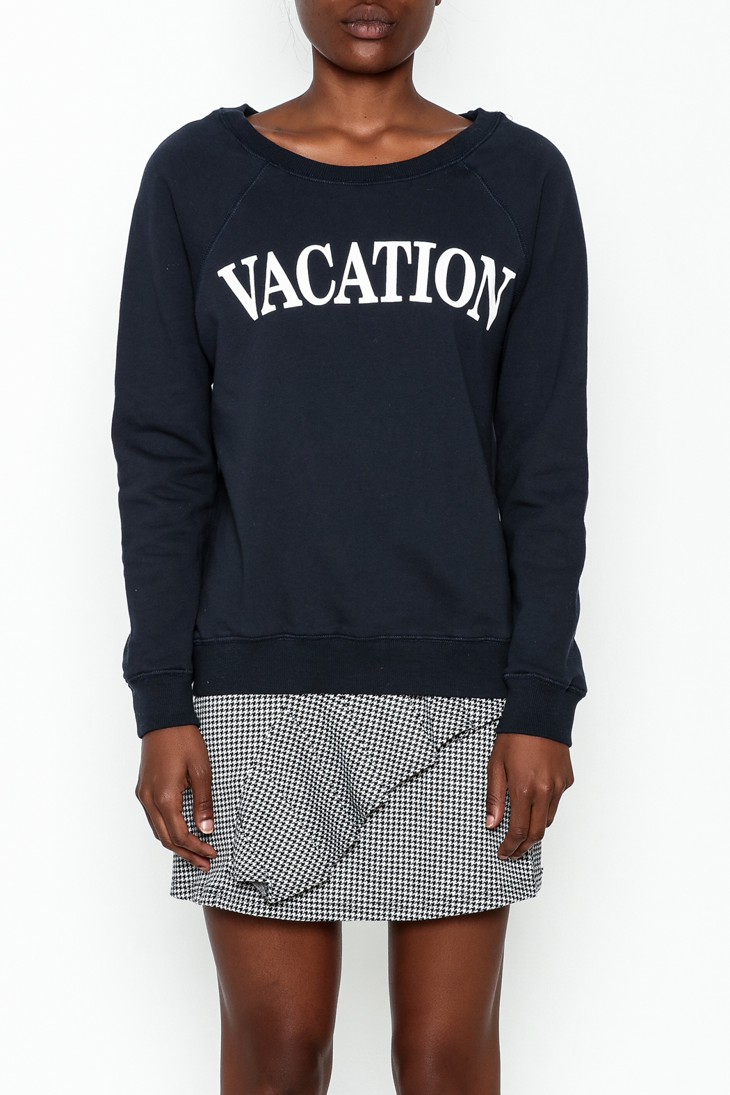 OVI Vacation Sweatshirt - Front Full Image