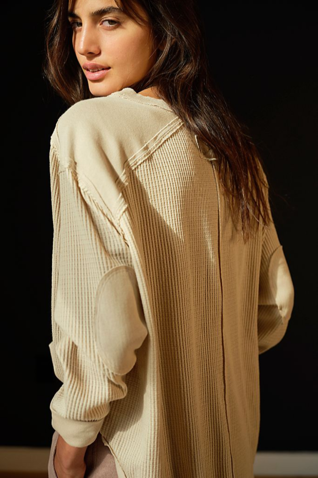 Free People Owen Thermal - Front Full Image