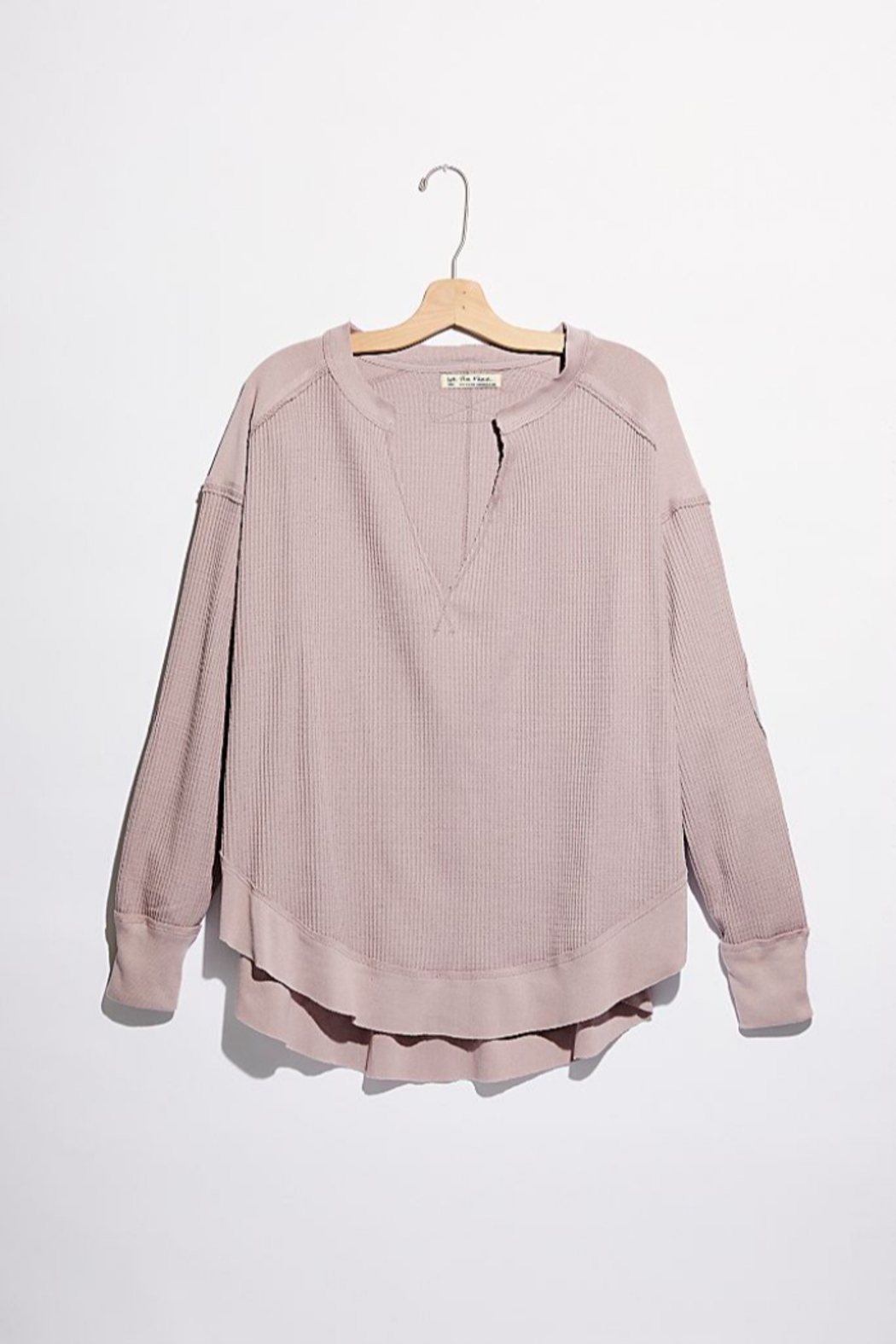 Free People Owen Thermal - Front Cropped Image