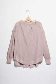 Free People Owen Thermal - Front cropped
