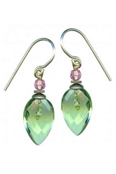 Owen Glass Birdsong Earrings - Alternate List Image