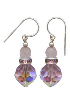 Owen Glass Flash Earrings - Alternate List Image
