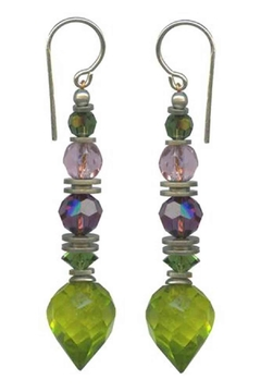 Owen Glass Flora Earrings - Alternate List Image