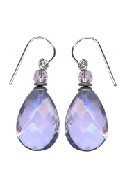 Owen Glass High Street Earrings - Front cropped