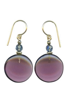 Owen Glass Windows Earrings - Alternate List Image