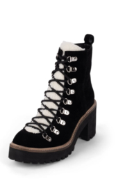 Jeffrey Campbell OWhat- LH Lug Ankle Tie Boot - Product Mini Image