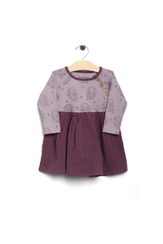 City Mouse Owl And Muslin Dress - Product Mini Image