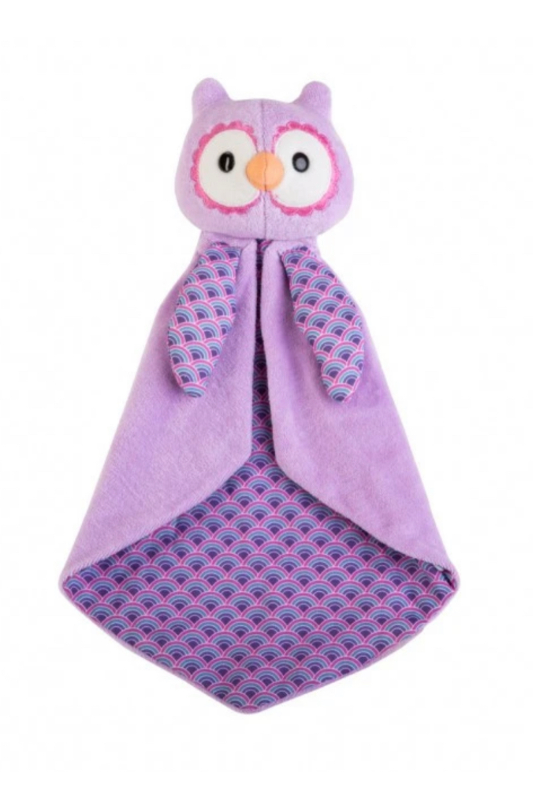 Apple Park Owl Blankie - Main Image