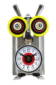 Shoptiques Product: Owl Clock