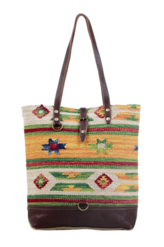 Myra bag  Bohemian Owners Tote Bag - Product List Image