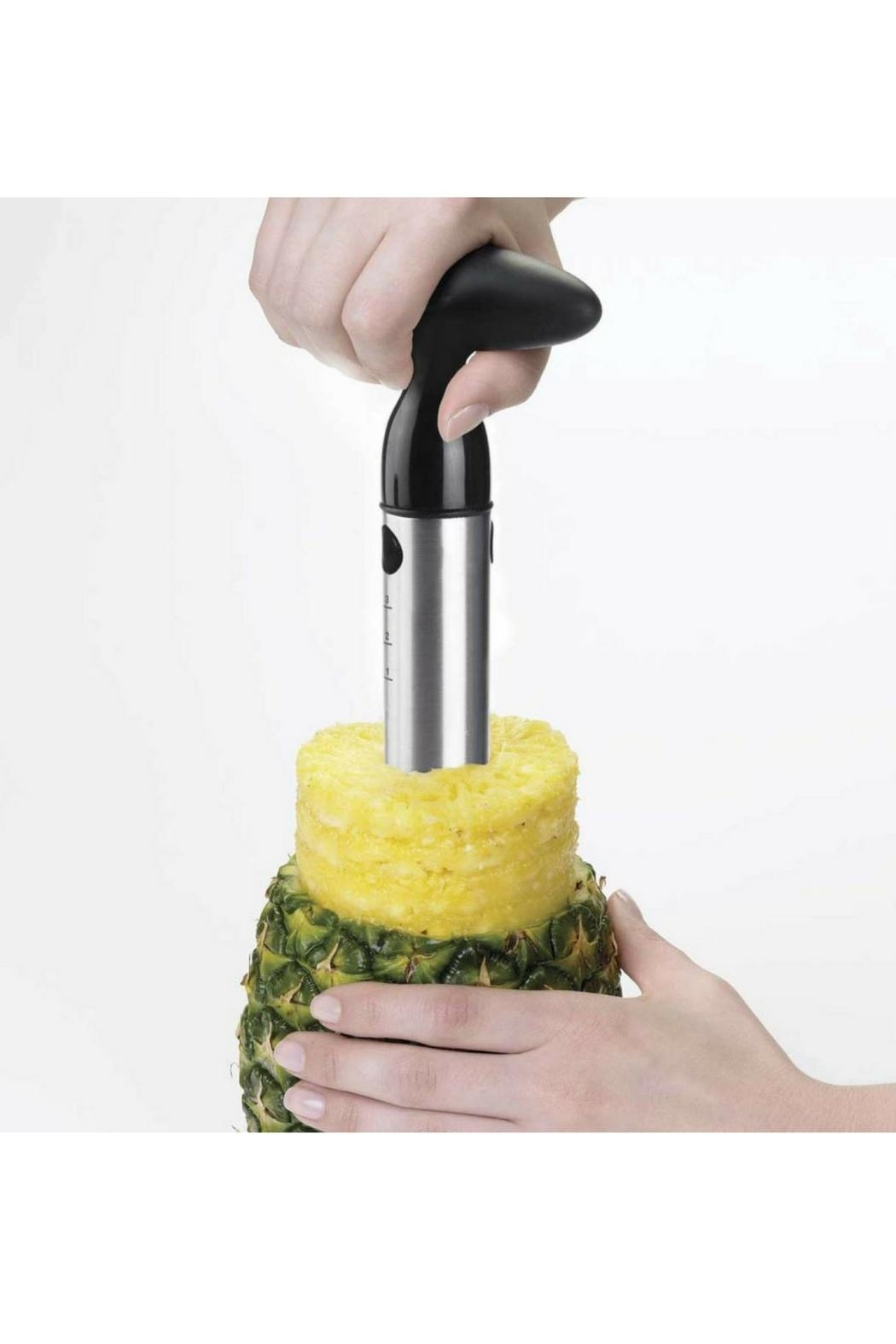 OXO Pineapple Slicer/corer - Front Cropped Image