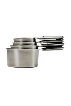 Shoptiques Product: Stainless Measuring Cups