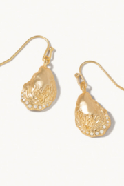 Spartina 449 OYSTER DROP EARRINGS - Product Mini Image