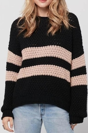 Knot Sisters Ozzy Sweater - Product Mini Image