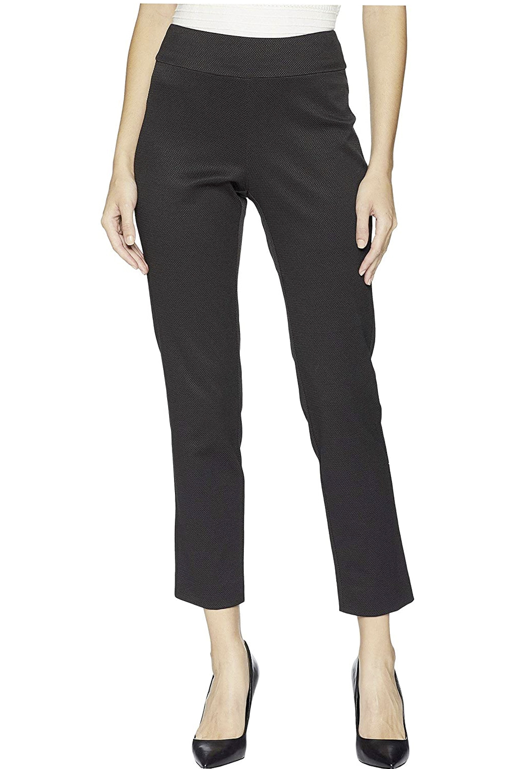 Krazy Larry P-807 Texture Pant - Front Cropped Image