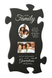 P. Graham DUNN Puzzle Picture Frame - Front cropped