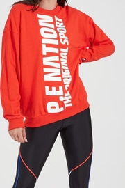 P.E NATION Amped Up Sweat - Product Mini Image