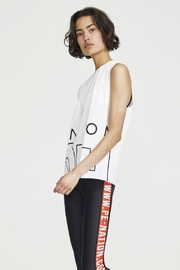 P.E NATION Base Runner Tank - Front cropped