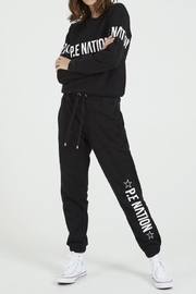 P.E NATION Downclimb Trackpant - Back cropped