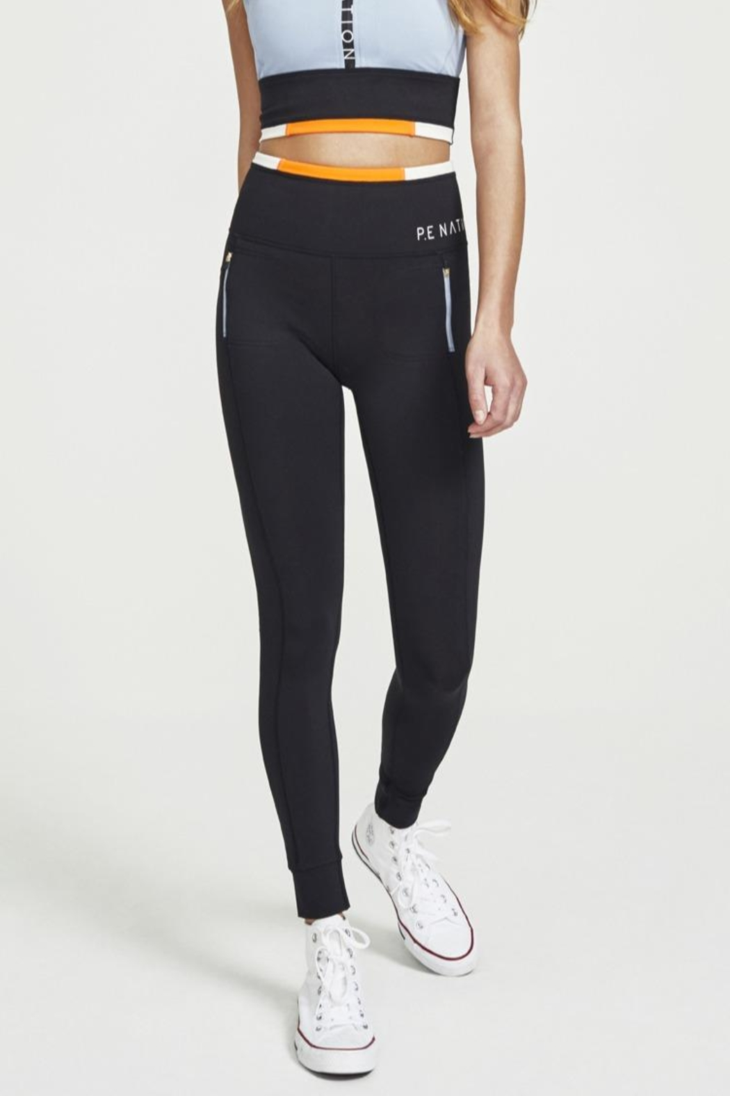 P.E NATION Expedition Legging - Side Cropped Image