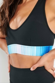 P.E NATION Lineal Success Bra - Front cropped