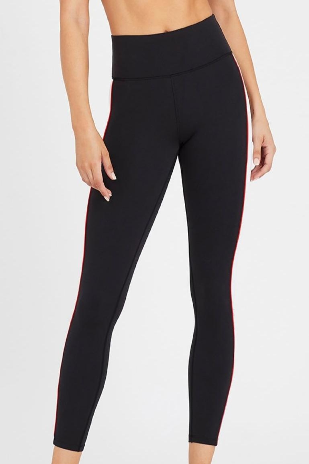 P.E NATION Lineal Success Legging - Side Cropped Image