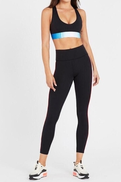 P.E NATION Lineal Success Sports Bra - Product List Image