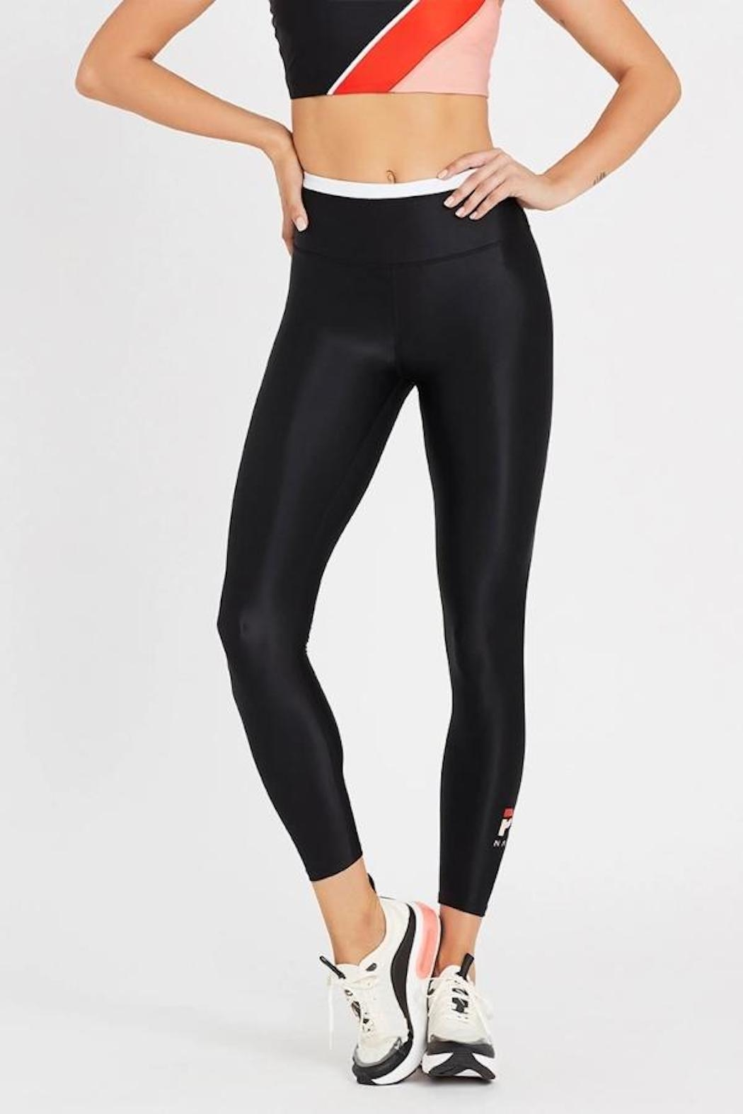 P.E NATION Strike Legging - Front Cropped Image