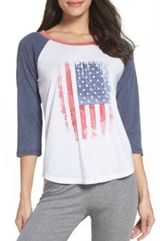 P.J. Salvage American Baseball Tee - Product Mini Image