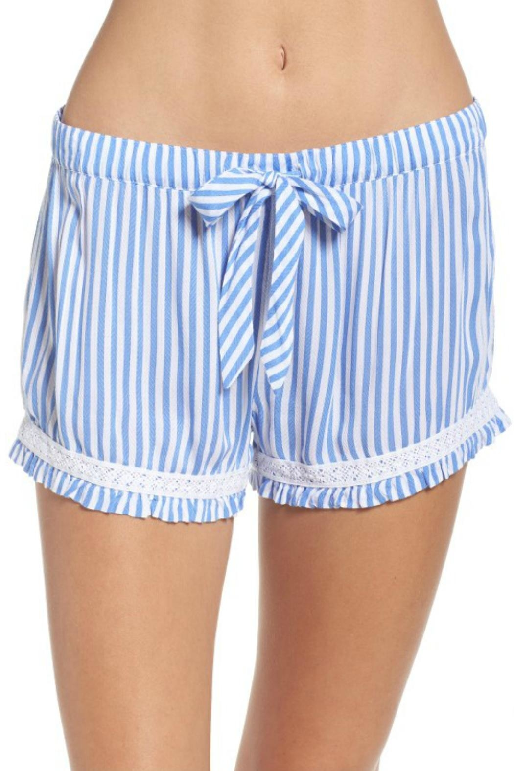 P.J. Salvage Summer Stripe Short - Front Cropped Image