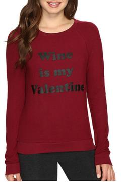 Shoptiques Product: Wine Valentine Tee