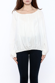 P.S. Shirt Summer Peasant Blouse - Side cropped
