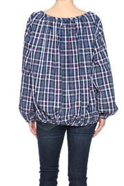 P.S. Shirt Summer Peasant Blouse - Back cropped