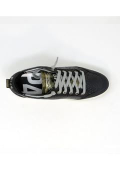 P448 Lovelow Black Sneakers - Alternate List Image