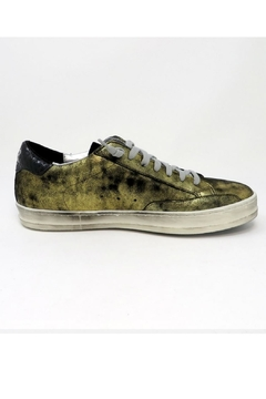 P448 Monet Leather Sneakers - Alternate List Image