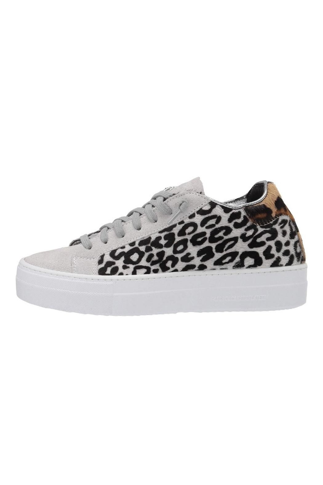 P448 Thea Animal Sneaker - Front Cropped Image