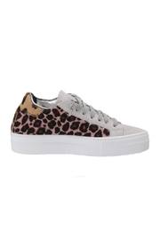 P448 Thea Animal Sneaker - Front full body