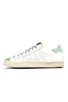 P448 White Asp Sneaker - Product List Image