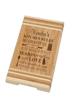 P Graham Dunn Bamboo Cutting Board - Product List Image
