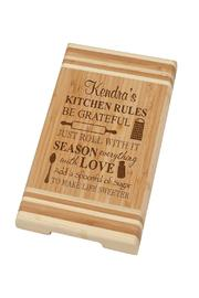 P Graham Dunn Bamboo Cutting Board - Product Mini Image