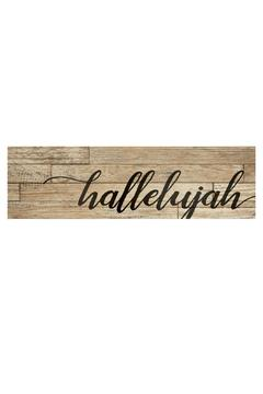 Shoptiques Product: Pine Pallet Wall Decor